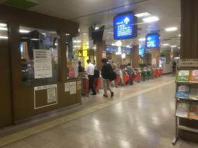 福岡天神駅